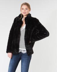Odjeća Žene  Kaputi Vero Moda VMMINK Crna
