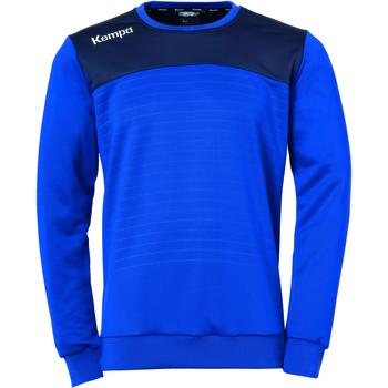 Odjeća Sportske majice Kempa Sweatshirt  Emotion 2.0 bleu/jaune