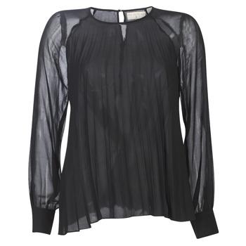 Odjeća Žene  Topovi i bluze Moony Mood LAURA Crna