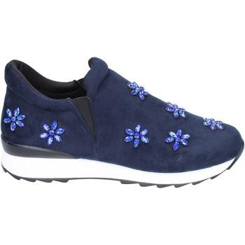 Obuća Djevojčica Slip-on cipele Holalà slip on camoscio sintetico Blu
