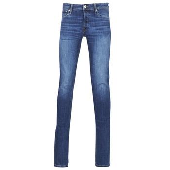 Odjeća Muškarci  Slim traperice Jack & Jones JJIGLENN Blue / Zagasita