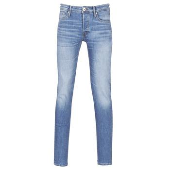 Odjeća Muškarci  Slim traperice Jack & Jones JJIGLENN Blue / Svijetla