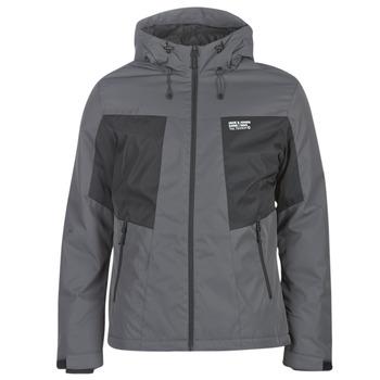 Odjeća Muškarci  Kratke jakne Jack & Jones JCOBEST Siva / Crna