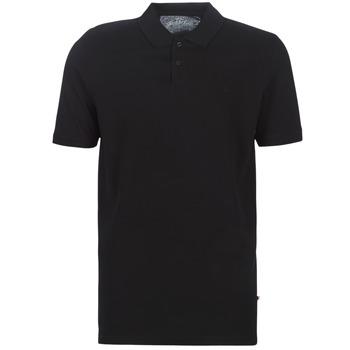 Odjeća Muškarci  Polo majice kratkih rukava Jack & Jones JJEBASIC Crna