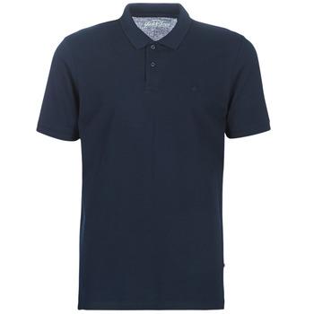 Odjeća Muškarci  Polo majice kratkih rukava Jack & Jones JJEBASIC Blue