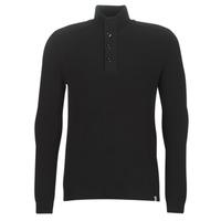 Odjeća Muškarci  Puloveri Jack & Jones JCOWELLINGTON Crna