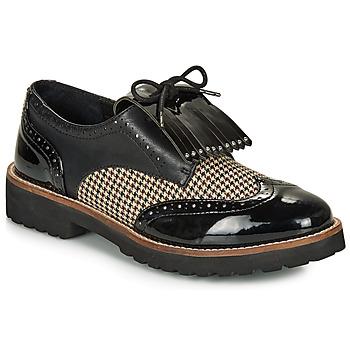 Obuća Žene  Derby cipele André NATTE Crna