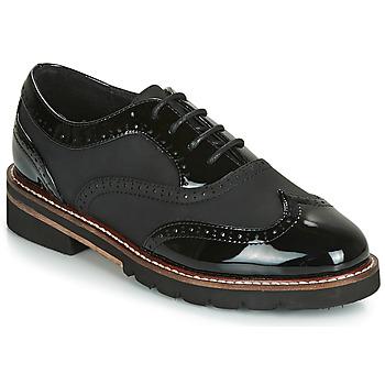 Obuća Žene  Derby cipele André NAHEMA Crna