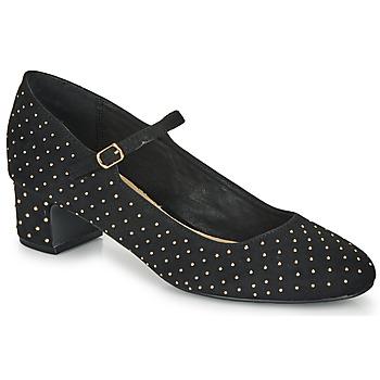 Obuća Žene  Balerinke i Mary Jane cipele André LERNER Crna