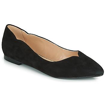 Obuća Žene  Balerinke i Mary Jane cipele André LIKELY Crna