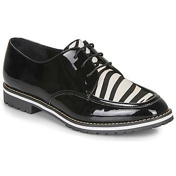 Obuća Žene  Derby cipele André CHARLELIE Crna / Motif