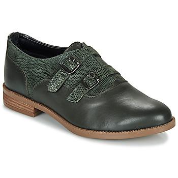 Obuća Žene  Derby cipele André ESMA Zelena