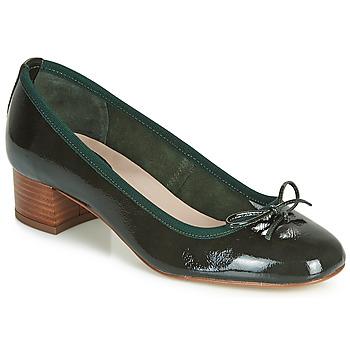 Obuća Žene  Balerinke i Mary Jane cipele André POEME Zelena