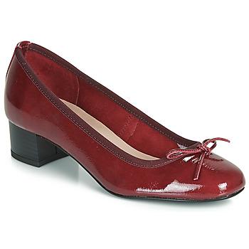 Obuća Žene  Balerinke i Mary Jane cipele André POEME Red
