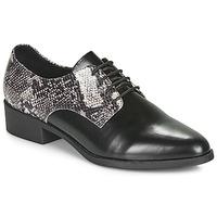 Obuća Žene  Derby cipele André NOUGATINE Crna / Motif