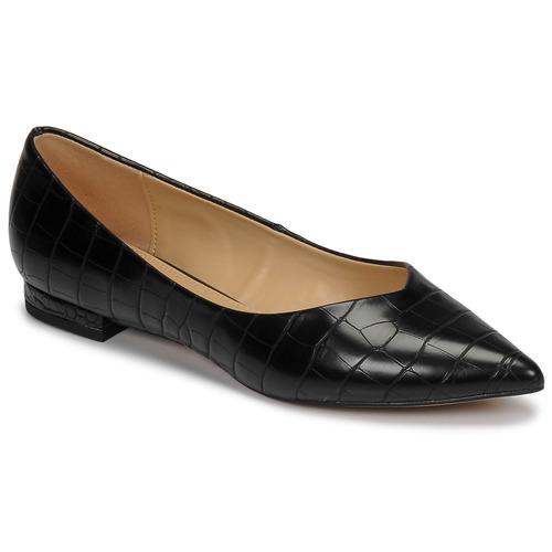Obuća Žene  Balerinke i Mary Jane cipele André LISERON Crna