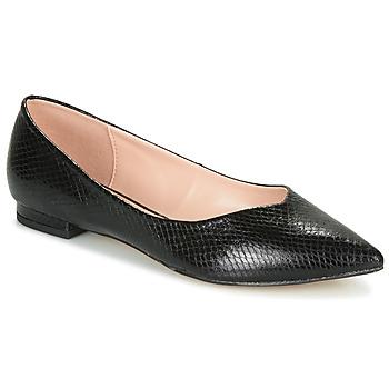 Obuća Žene  Balerinke i Mary Jane cipele André LISERON Crna / Motif