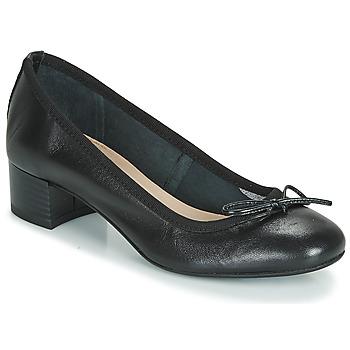 Obuća Žene  Balerinke i Mary Jane cipele André POEME Crna