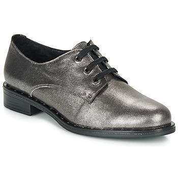 Obuća Žene  Derby cipele André NEWCASTLE Srebrna