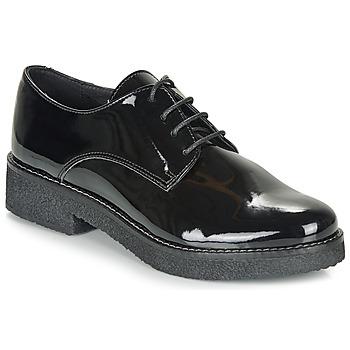 Obuća Žene  Derby cipele André NANEL Crna / Lak