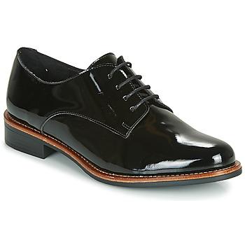 Obuća Žene  Derby cipele André LUCKY Crna
