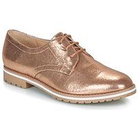 Obuća Žene  Derby cipele André CICERON Zlatna