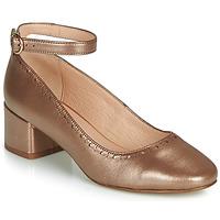 Obuća Žene  Balerinke i Mary Jane cipele André LAUREATE Zlatna