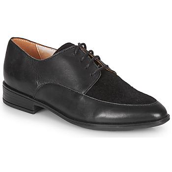 Obuća Žene  Derby cipele André NAQQARA Crna