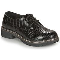 Obuća Žene  Derby cipele André NEBULEUSE Crna / Motif