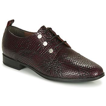 Obuća Žene  Derby cipele André NIL Bordo
