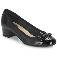 Obuća Žene  Balerinke i Mary Jane cipele André POEMINE Crna