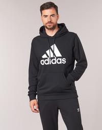 Odjeća Muškarci  Sportske majice adidas Performance MH BOS PO FT Crna