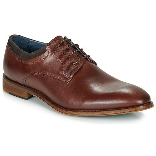 Obuća Muškarci  Derby cipele André RUIBI Smeđa