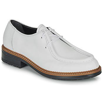 Obuća Žene  Derby cipele André ETIENNE Bijela