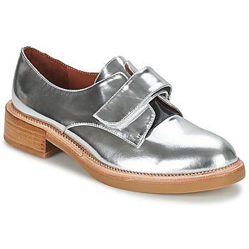 Obuća Žene  Derby cipele Jeffrey Campbell CALVERT Srebrna