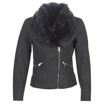 Odjeća Žene  Kožne i sintetičke jakne Only ONLCLASSY Crna