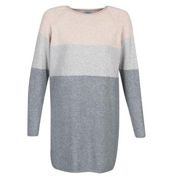 Odjeća Žene  Kratke haljine Only ONLLILLO Siva / Ružičasta