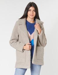 Odjeća Žene  Kaputi Only ONLFILIPPA Siva