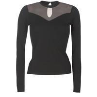 Odjeća Žene  Topovi i bluze Moony Mood LAMELI Crna
