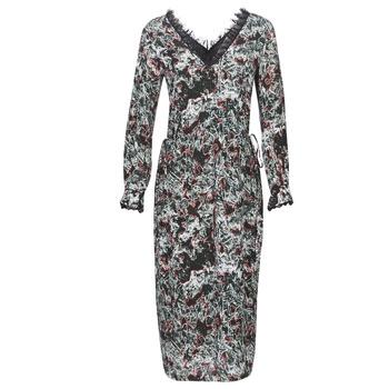 Odjeća Žene  Duge haljine Heimstone LAKE Crna / Multicolour