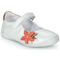 Obuća Djevojčica Balerinke i Mary Jane cipele GBB EMILIETTE Bijela