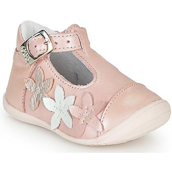 Obuća Djevojčica Balerinke i Mary Jane cipele GBB AGATTA Ružičasta