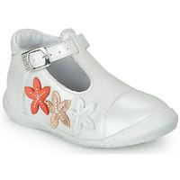 Obuća Djevojčica Balerinke i Mary Jane cipele GBB AGATTA Bijela
