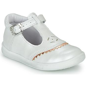 Obuća Djevojčica Balerinke i Mary Jane cipele GBB AGENOR Bijela