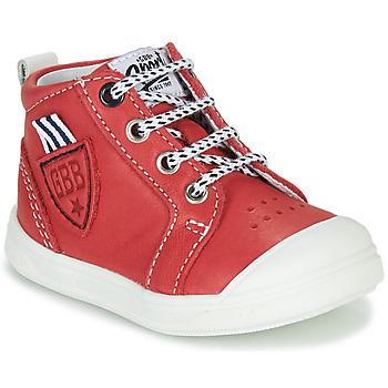 Obuća Dječak  Visoke tenisice GBB GREGOR Red