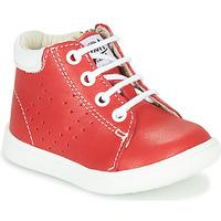 Obuća Dječak  Visoke tenisice GBB FOLLIO Red