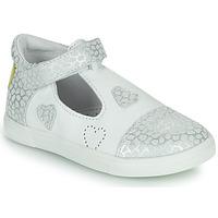 Obuća Djevojčica Balerinke i Mary Jane cipele GBB ANISA Bijela