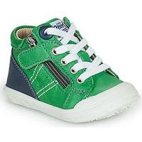 Obuća Dječak  Visoke tenisice GBB ANATOLE Zelena