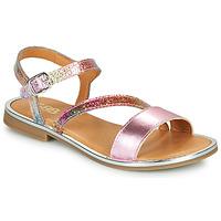 Obuća Djevojčica Sandale i polusandale GBB FANA Ružičasta / Multicolour