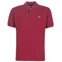 Odjeća Muškarci  Polo majice kratkih rukava Lacoste POLO L12 12 REGULAR Bordo